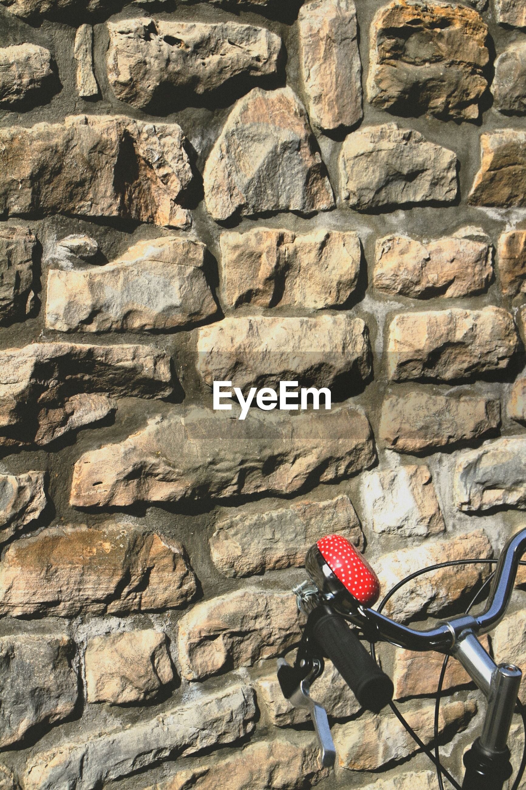 brick wall, textured, full frame, pattern, wall - building feature, stone wall, backgrounds, close-up, red, high angle view, day, outdoors, no people, brick, built structure, sunlight, old, wood - material, wall, rough