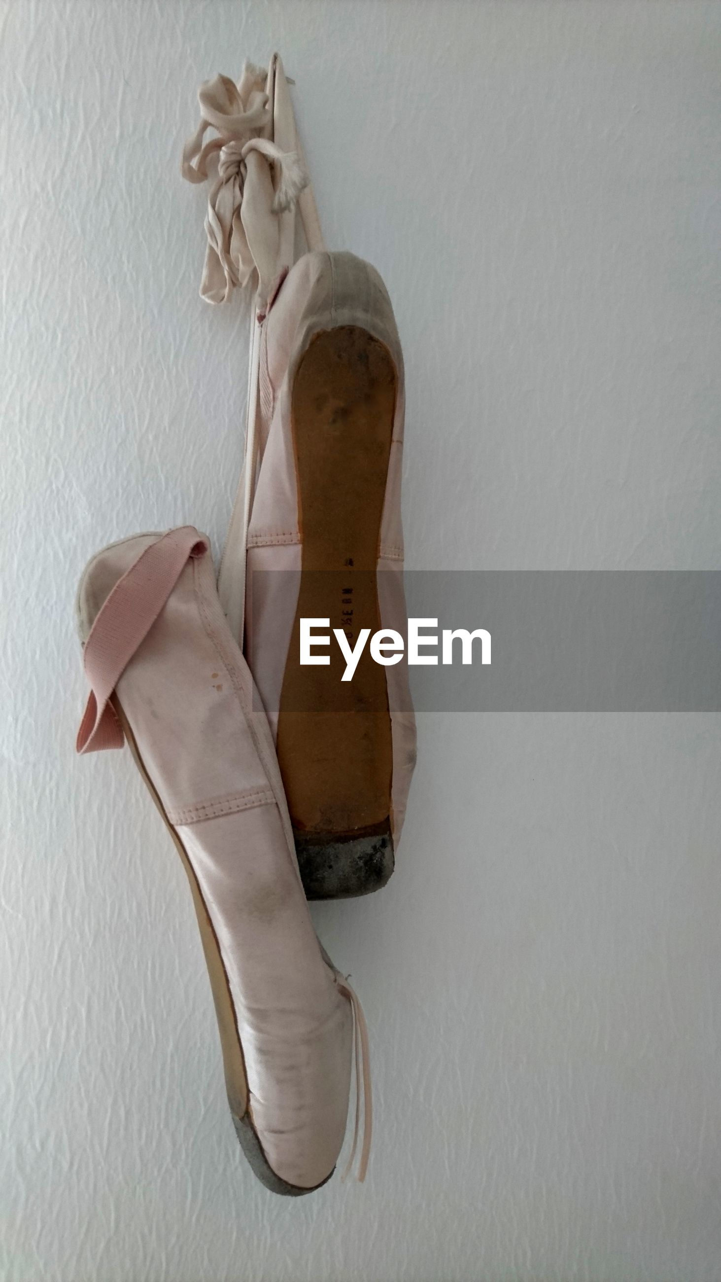 HIGH ANGLE VIEW OF SHOES