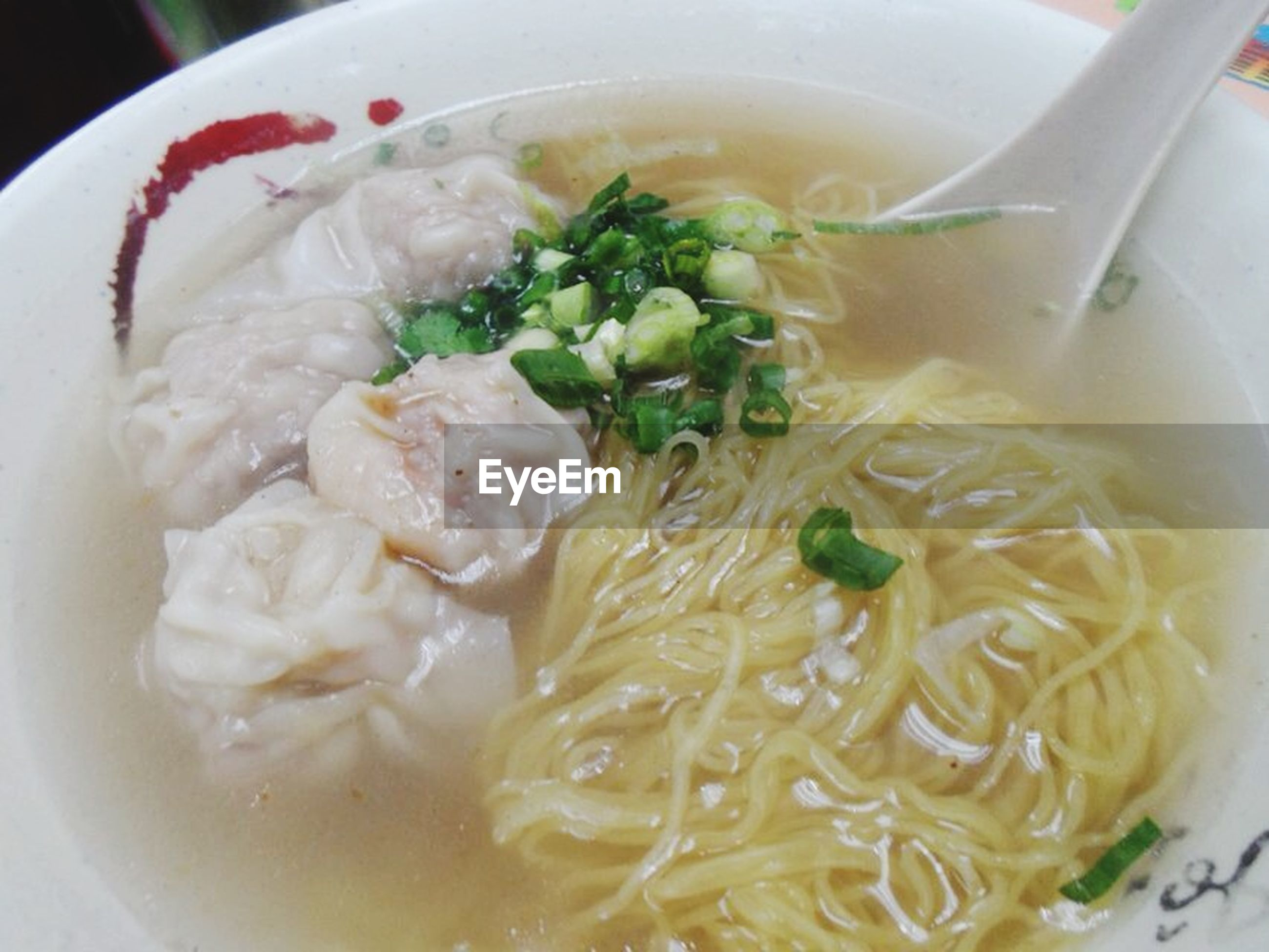 food and drink, food, freshness, indoors, ready-to-eat, healthy eating, meal, bowl, plate, close-up, serving size, still life, soup, noodles, indulgence, high angle view, pasta, vegetable, healthy lifestyle, spoon