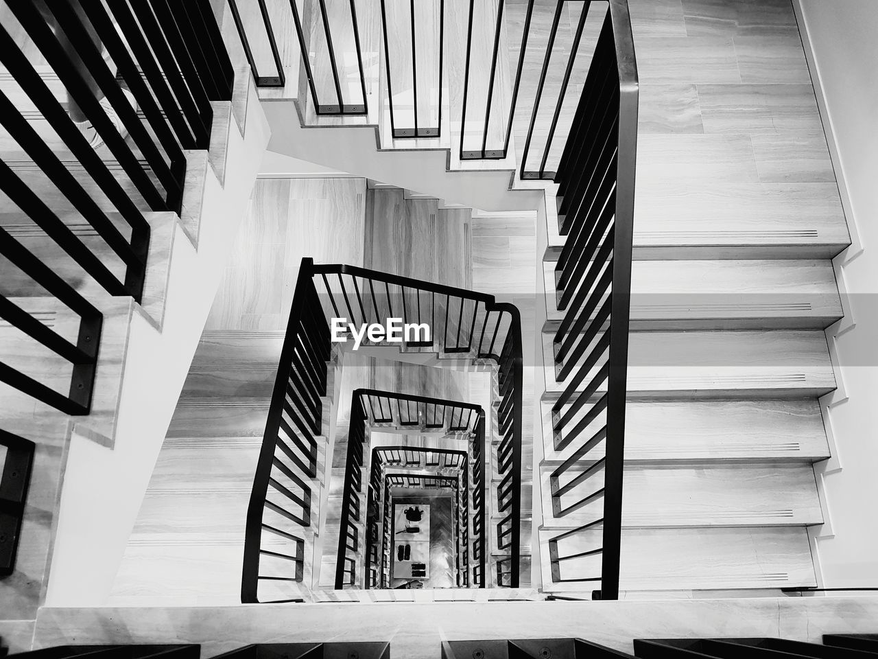 architecture, built structure, steps and staircases, building, no people, staircase, indoors, railing, direction, the way forward, pattern, day, empty, spiral, absence, low angle view, entrance, door, directly below, ceiling