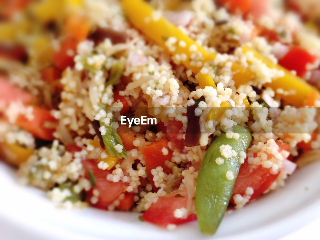 food and drink, plate, food, healthy eating, ready-to-eat, indoors, vegetable, tomato, serving size, no people, close-up, freshness, red, vegetarian food, fried rice, day