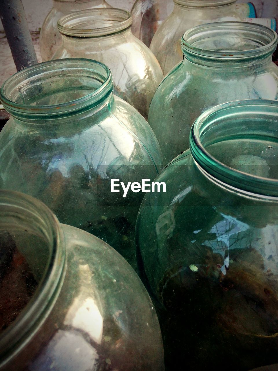 glass - material, container, jar, no people, indoors, day, multi colored, close-up