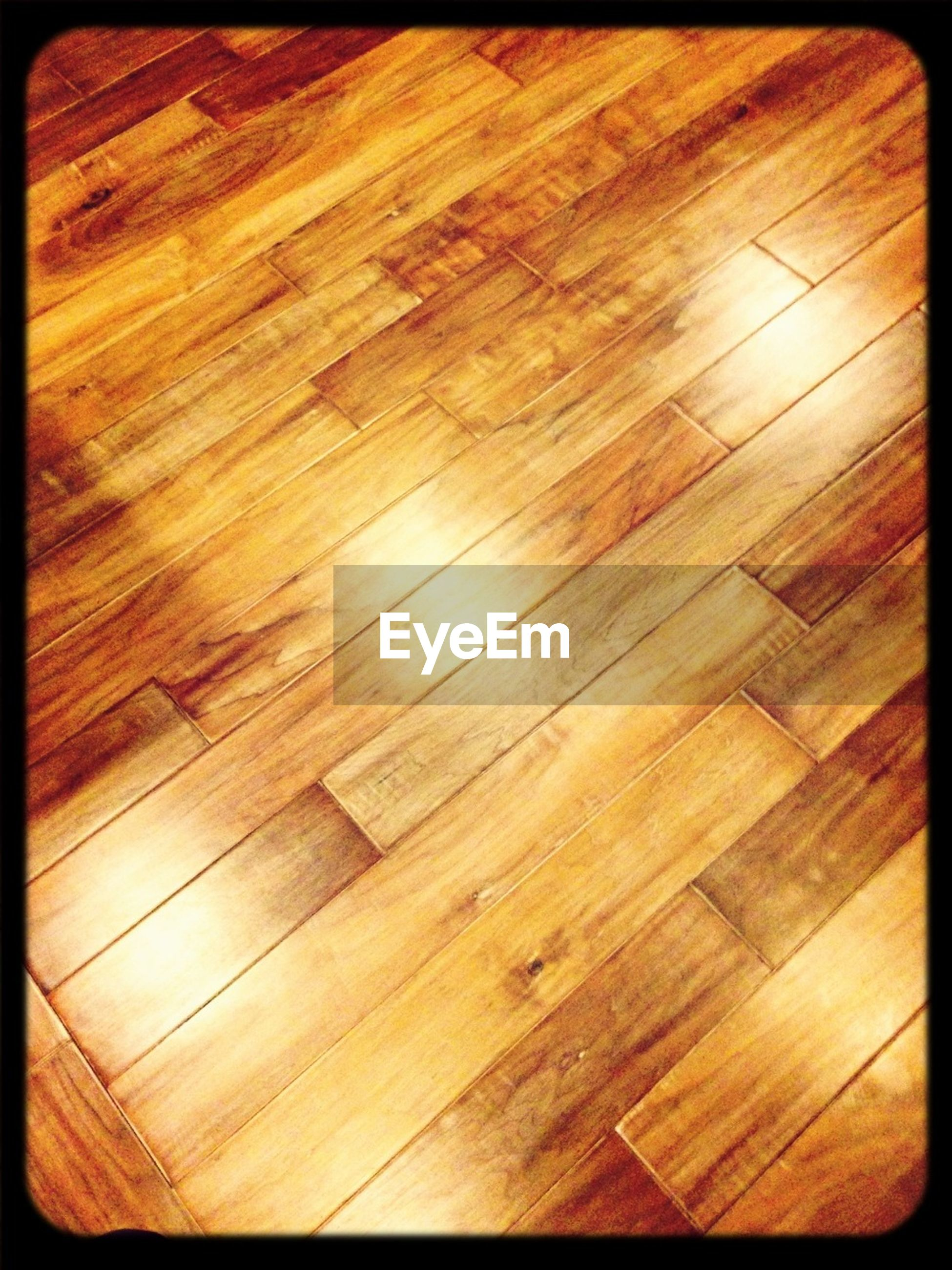transfer print, auto post production filter, wood - material, full frame, backgrounds, indoors, wooden, wood, textured, pattern, plank, hardwood floor, high angle view, close-up, no people, brown, sunlight, day, shadow, flooring