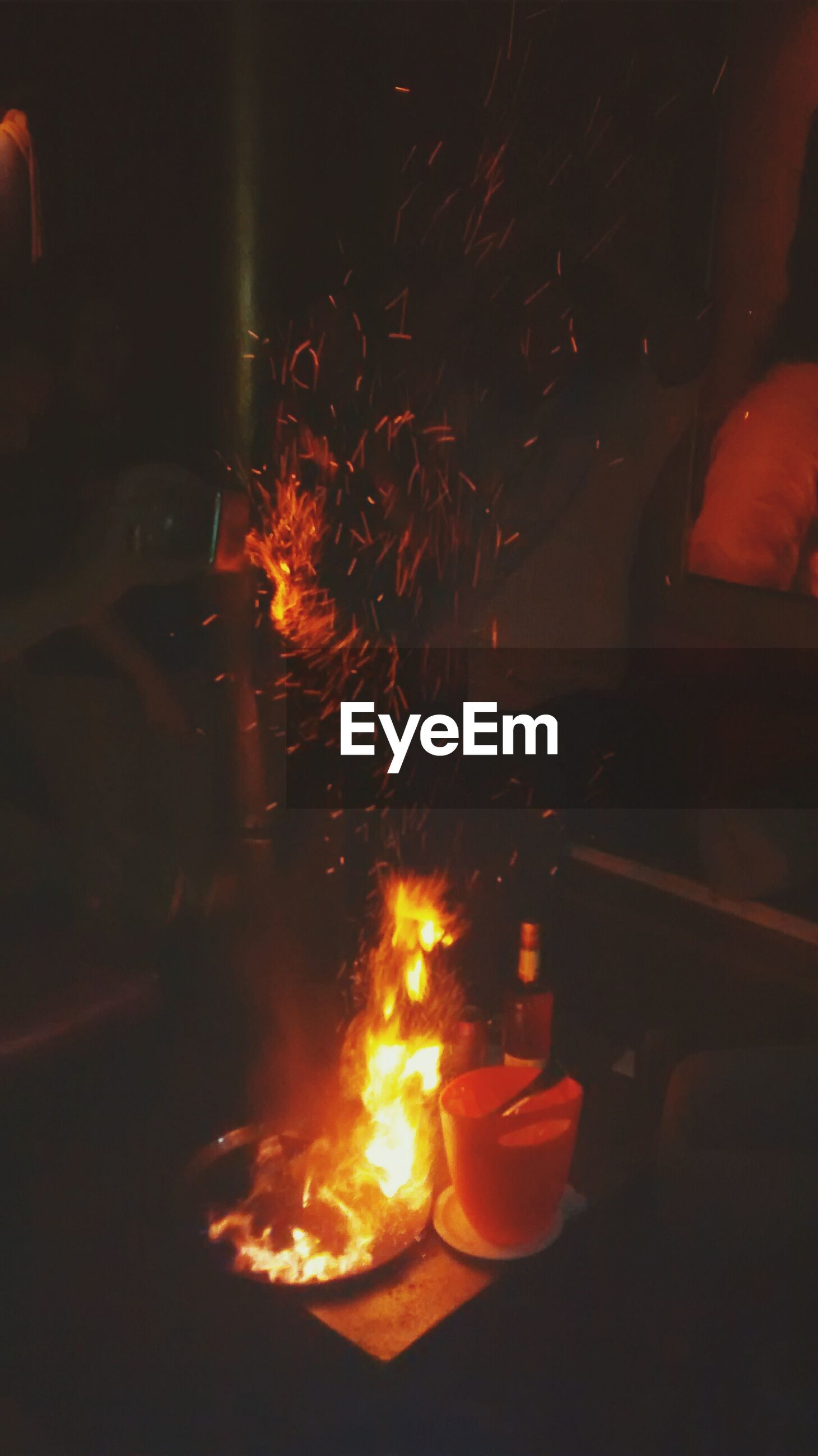 burning, fire - natural phenomenon, flame, heat - temperature, night, bonfire, glowing, fire, illuminated, firewood, campfire, heat, motion, orange color, dark, long exposure, light - natural phenomenon, smoke - physical structure, fireplace, close-up