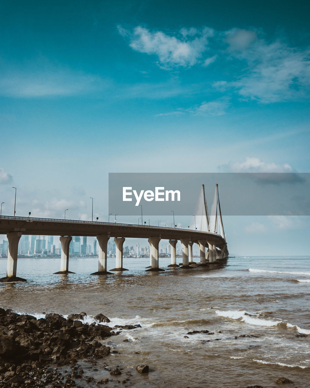 water, bridge, sky, bridge - man made structure, built structure, connection, cloud - sky, sea, architecture, beach, land, transportation, day, nature, no people, beauty in nature, scenics - nature, outdoors, horizon over water, architectural column