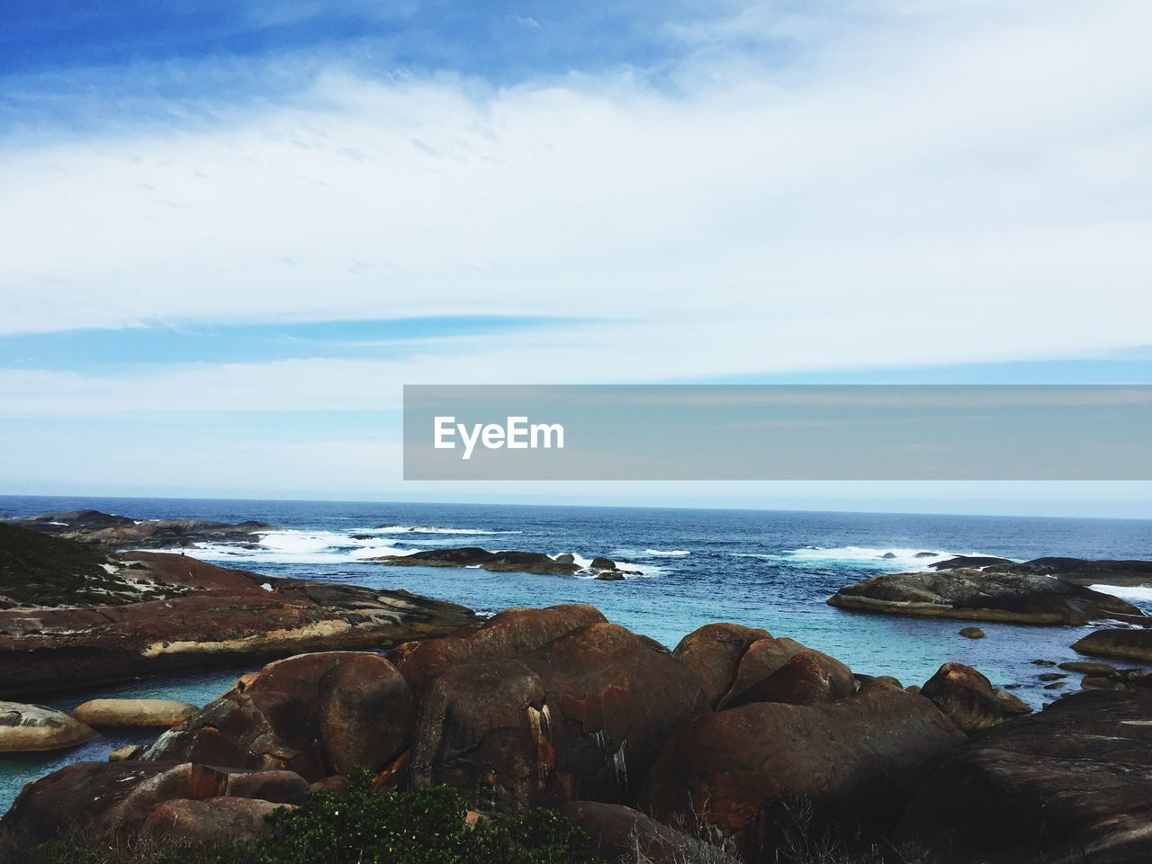 sea, water, sky, scenics - nature, horizon, horizon over water, rock, beauty in nature, cloud - sky, solid, rock - object, tranquility, tranquil scene, beach, land, day, no people, nature, idyllic, outdoors, rocky coastline