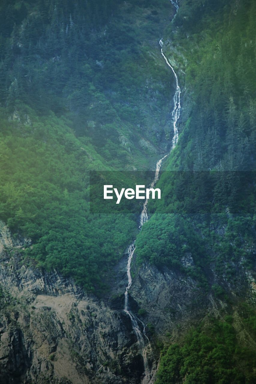 waterfall, nature, no people, mountain, scenics, water, beauty in nature, day, outdoors, power in nature, tree
