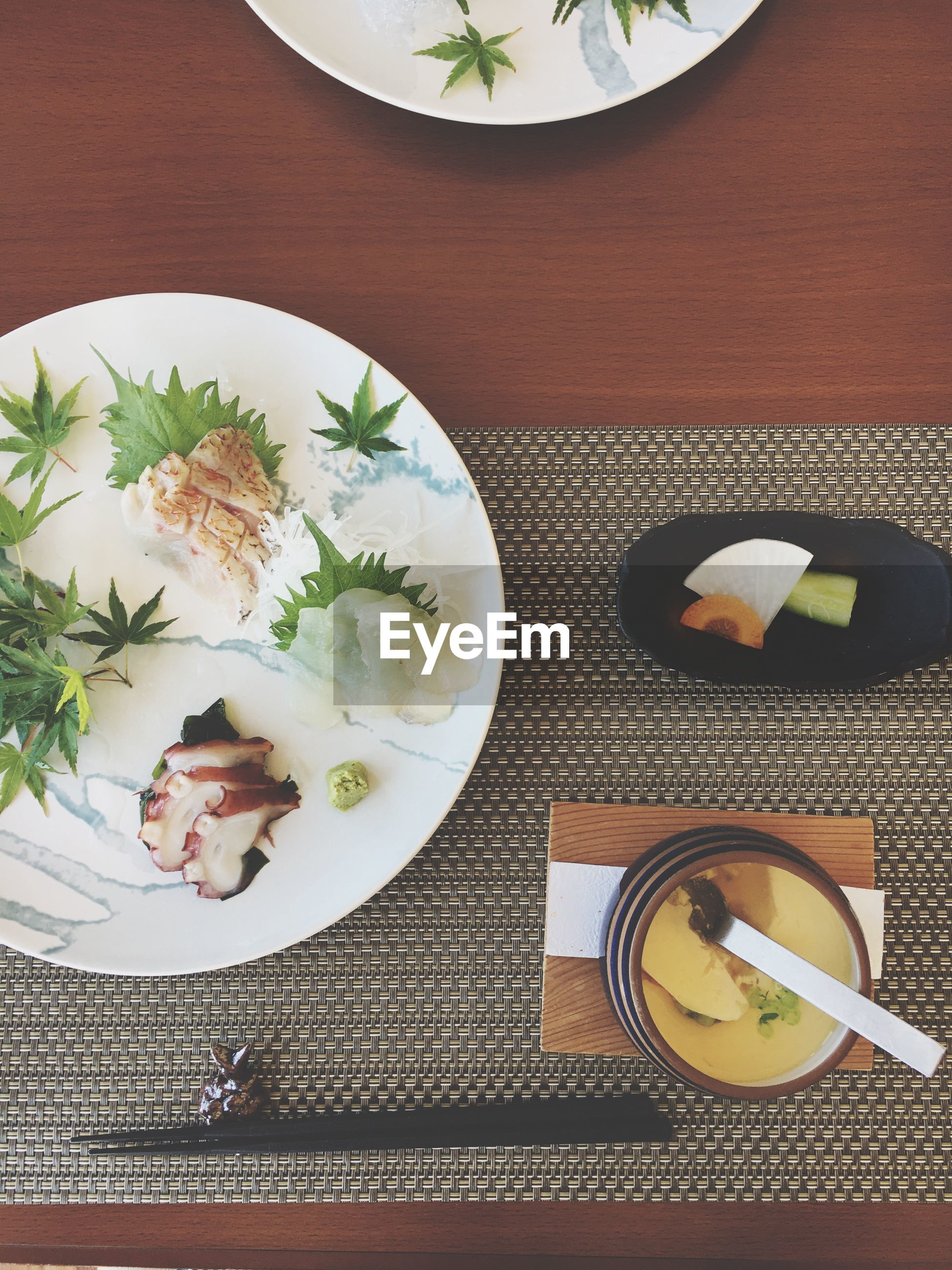 plate, food and drink, table, indoors, food, high angle view, no people, serving size, freshness, ready-to-eat, healthy eating, close-up, day