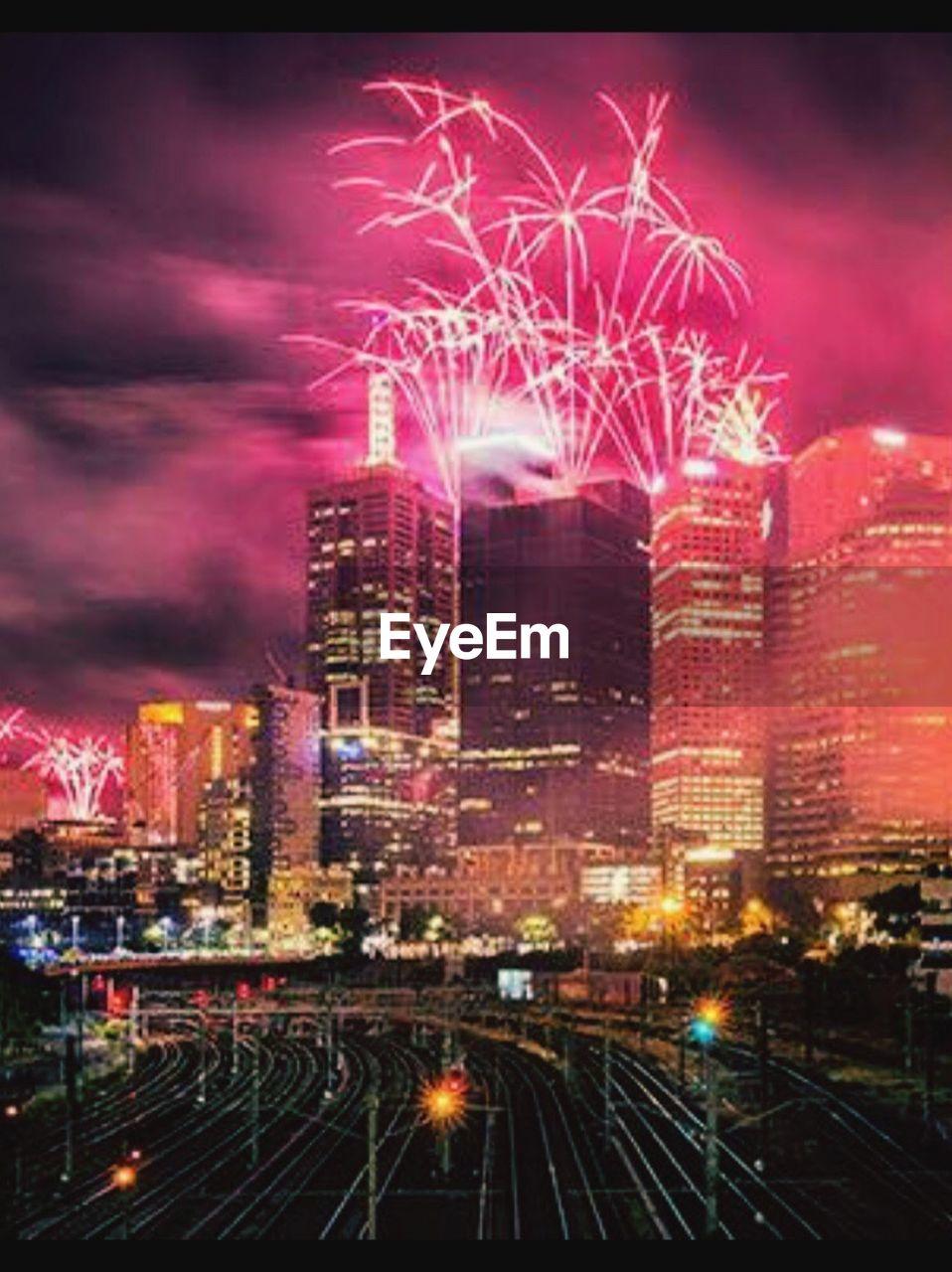 night, illuminated, cityscape, city, skyscraper, building exterior, city life, urban skyline, architecture, long exposure, outdoors, travel destinations, sky, no people