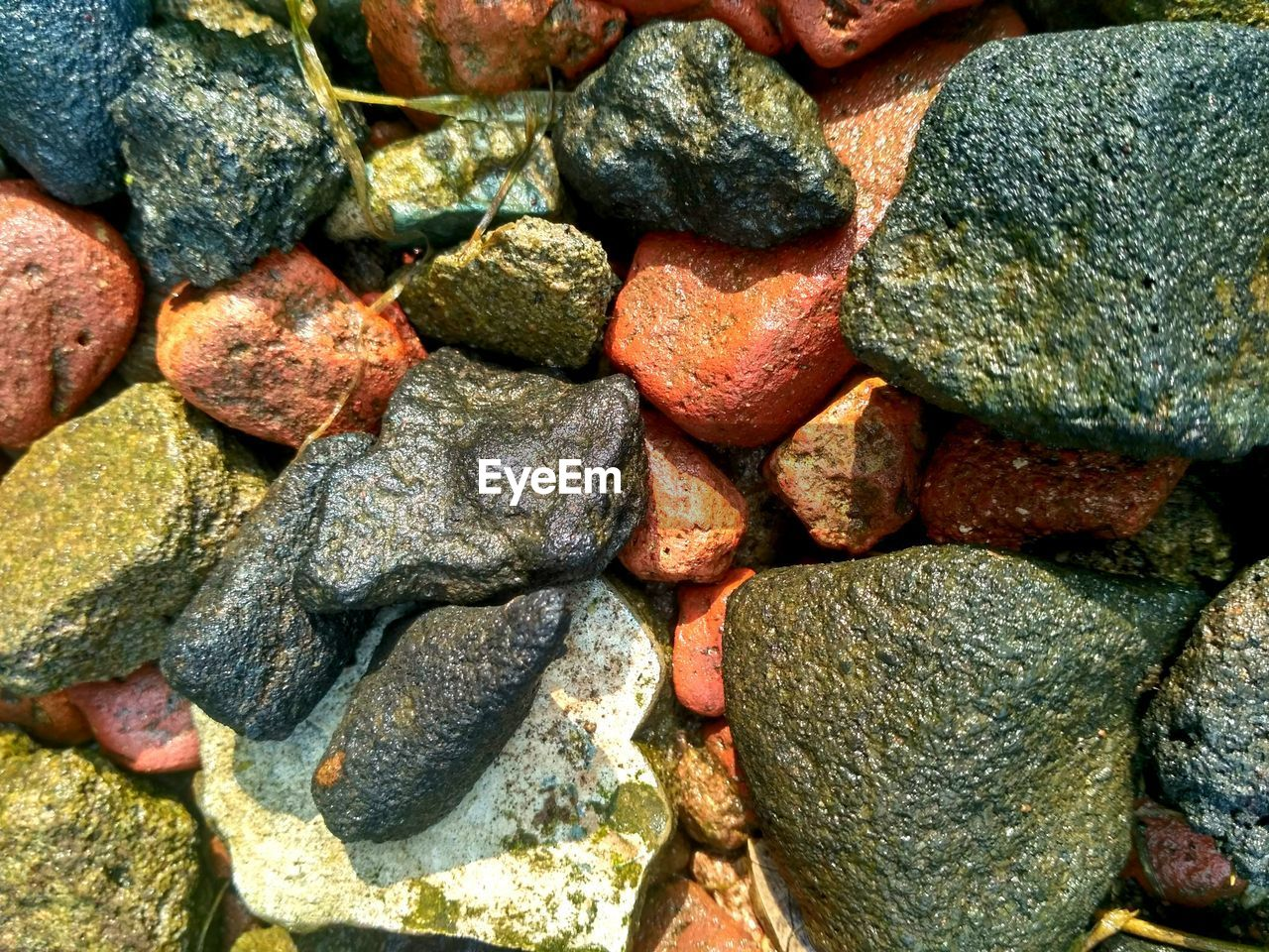 full frame, backgrounds, no people, rock - object, textured, close-up, large group of objects, day, outdoors, nature, pebble beach