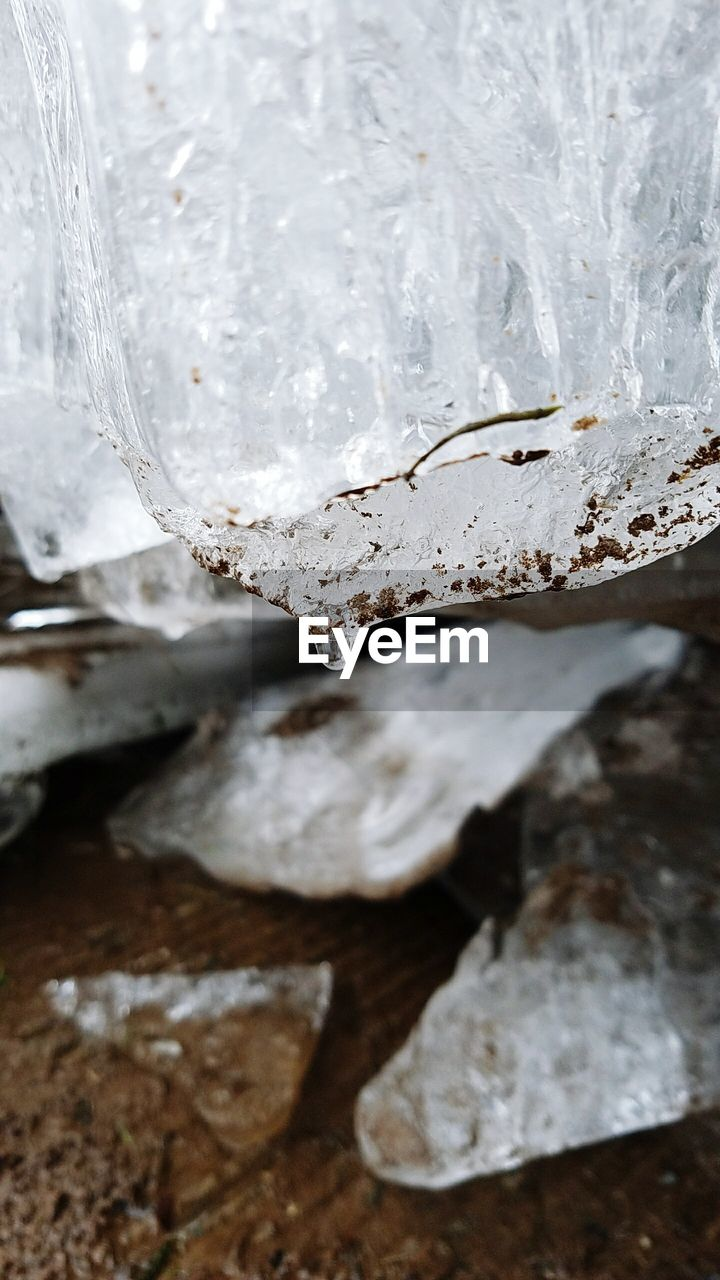 ice, water, nature, no people, close-up, frozen, cold temperature, day, winter, outdoors, freshness, beauty in nature