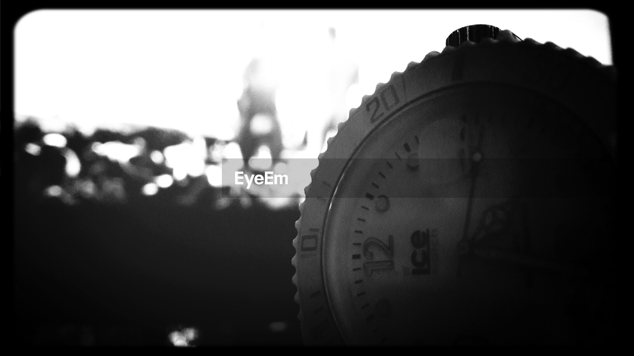 transfer print, auto post production filter, close-up, focus on foreground, transportation, sky, low angle view, selective focus, clear sky, part of, time, outdoors, dusk, built structure, no people, communication, number, text, architecture, clock