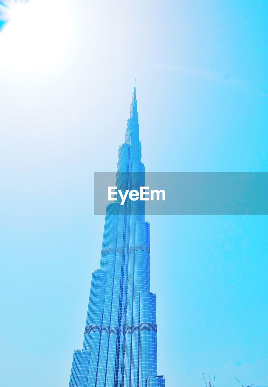 architecture, skyscraper, built structure, tower, building exterior, low angle view, modern, no people, clear sky, day, growth, sky, outdoors, city
