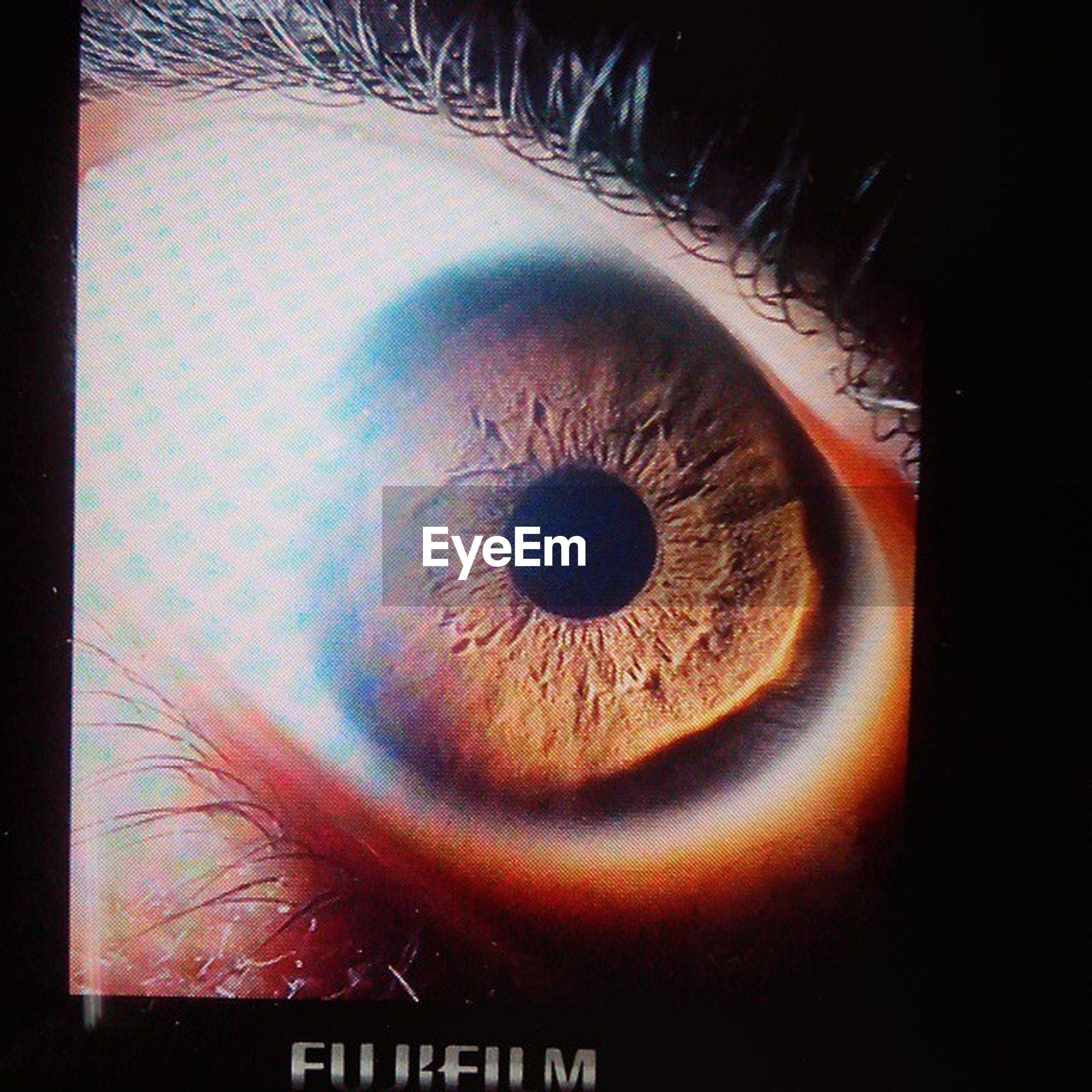 indoors, close-up, human eye, human face, part of, circle, auto post production filter, eyesight, eyelash, text, extreme close-up, headshot, illuminated, detail, full frame, digital composite, communication