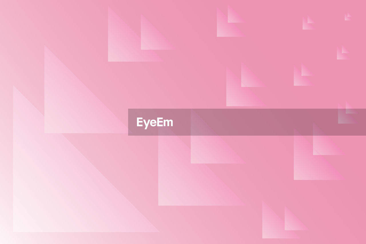 pink color, no people, arrow symbol, sign, symbol, design, backgrounds, indoors, communication, guidance, directional sign, pattern, close-up, illuminated, white color, creativity, three dimensional, shape, full frame