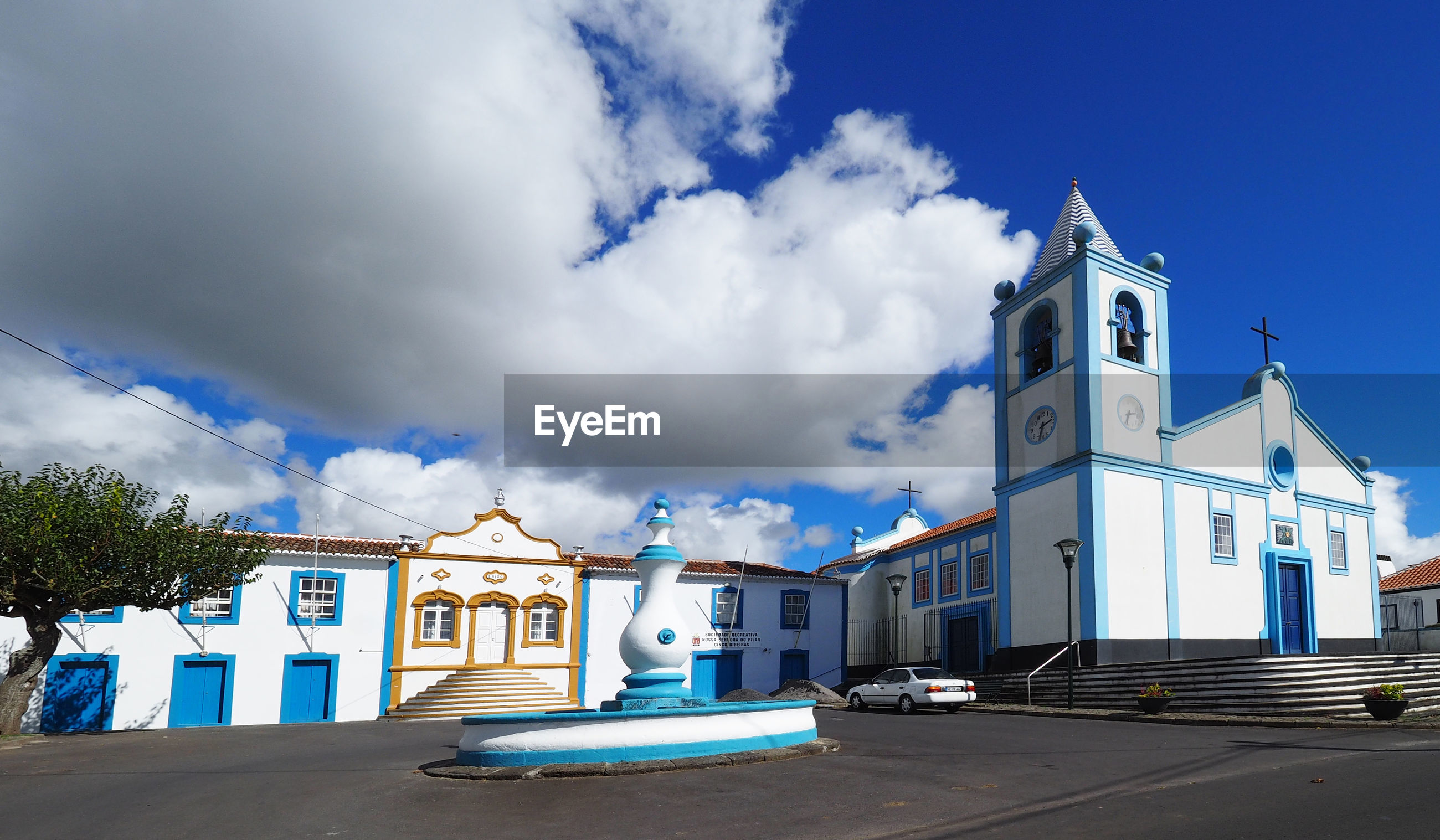 cloud - sky, building exterior, architecture, travel destinations, sky, outdoors, no people, place of worship, day, clock