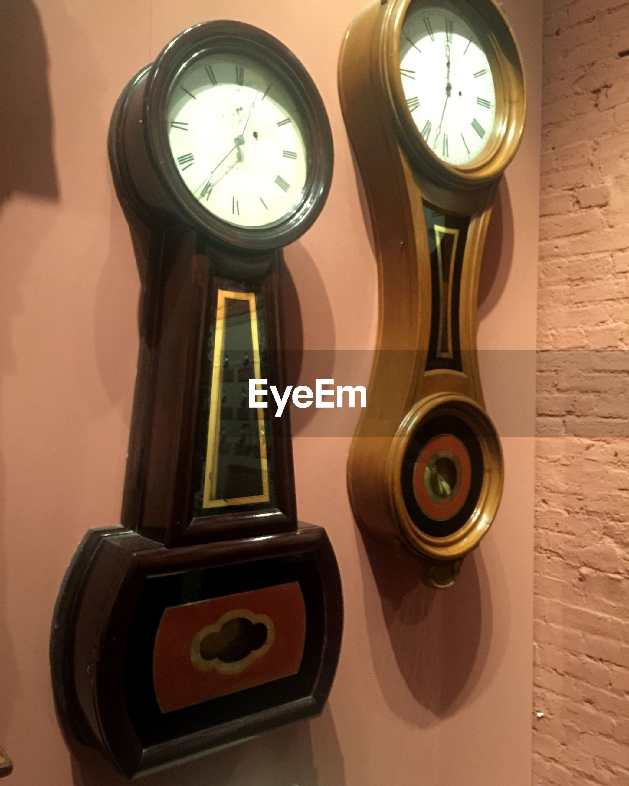 clock, time, indoors, old-fashioned, retro styled, close-up, technology, number, antique, metal, clock face, old, circle, accuracy, no people, wall - building feature, vintage, instrument of time, minute hand, still life