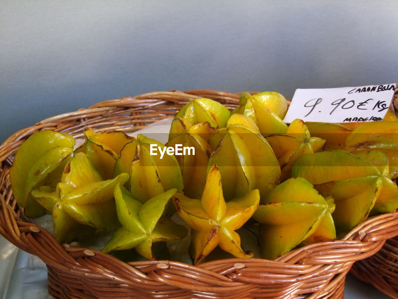 basket, whicker, freshness, food and drink, food, healthy eating, retail, yellow, fruit, picnic basket, no people, close-up, day, outdoors