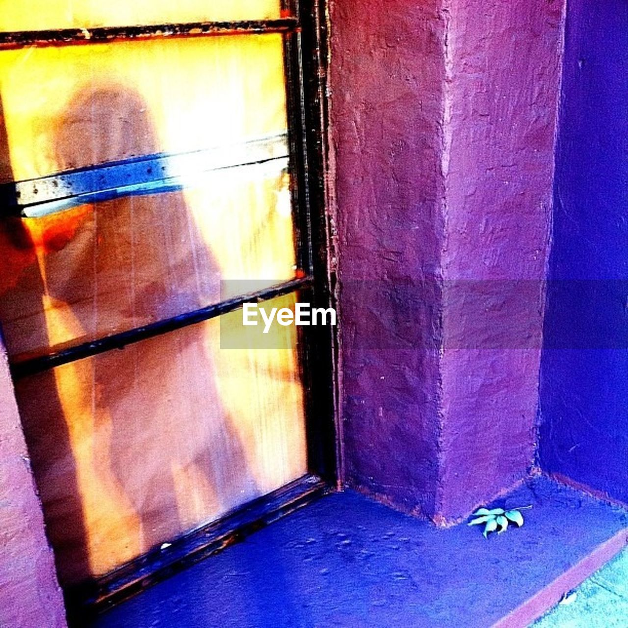 window, day, no people, built structure, multi colored, architecture, indoors, building exterior, close-up