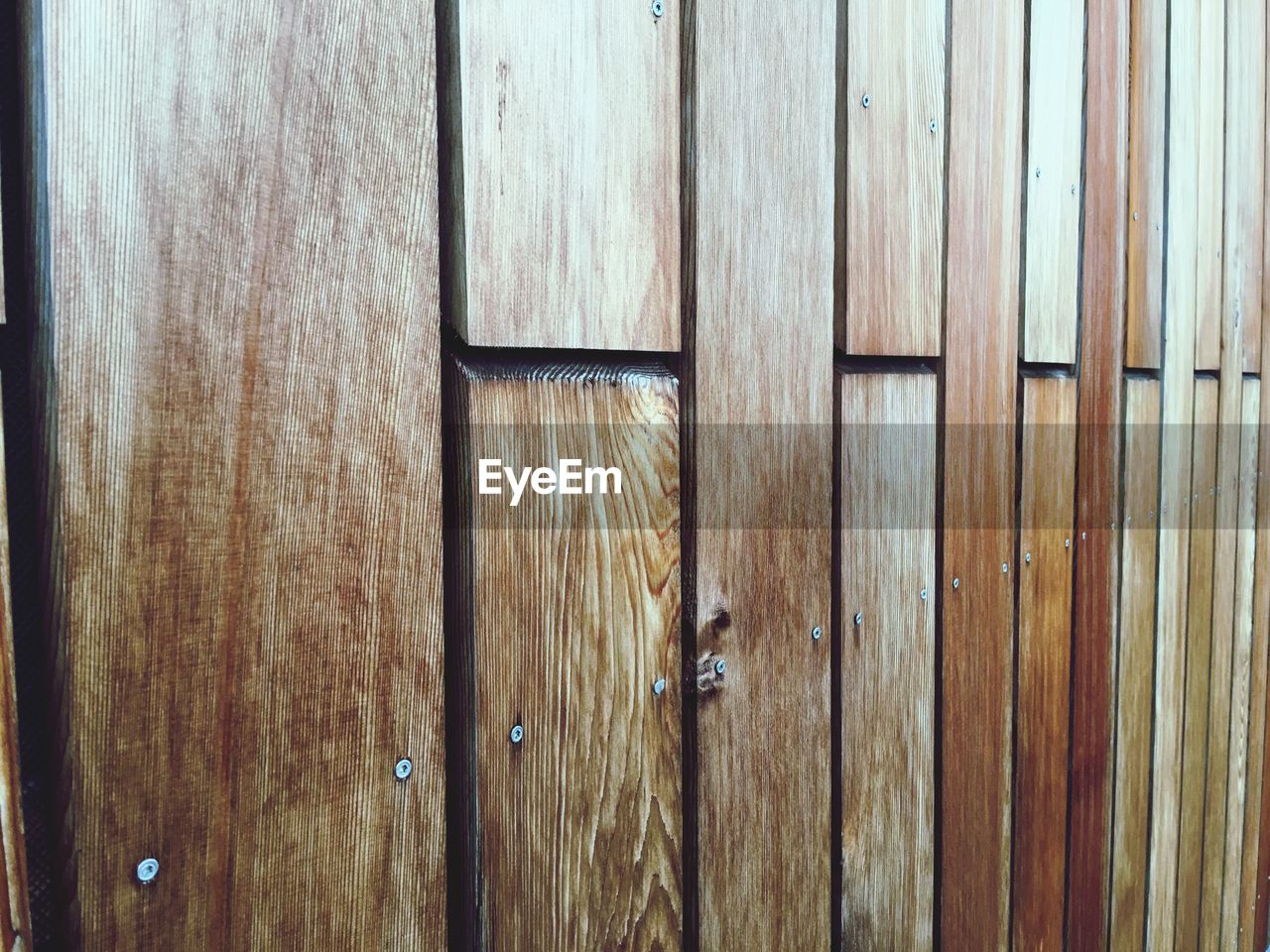 wood - material, backgrounds, full frame, door, entrance, pattern, brown, no people, close-up, textured, wood, security, safety, day, indoors, closed, protection, plank, built structure, design, wood grain