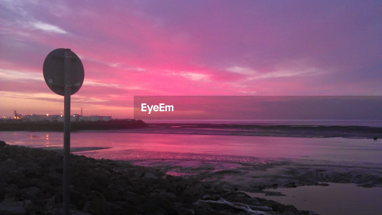 sunset, sky, tranquil scene, scenics, beauty in nature, nature, cloud - sky, no people, water, tranquility, sea, outdoors, horizon over water, beach, day