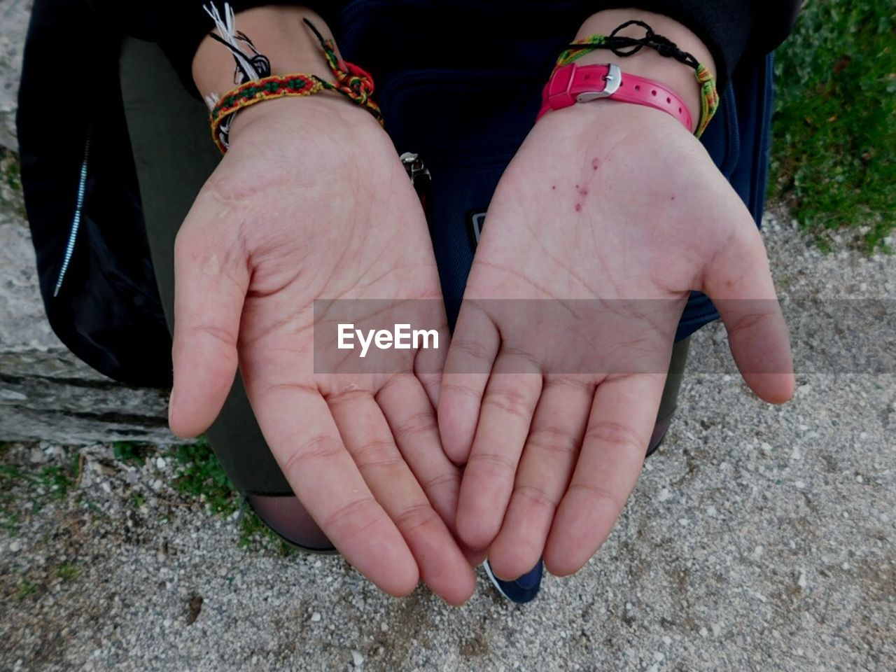 human body part, real people, human hand, one person, outdoors, day, men, close-up, people