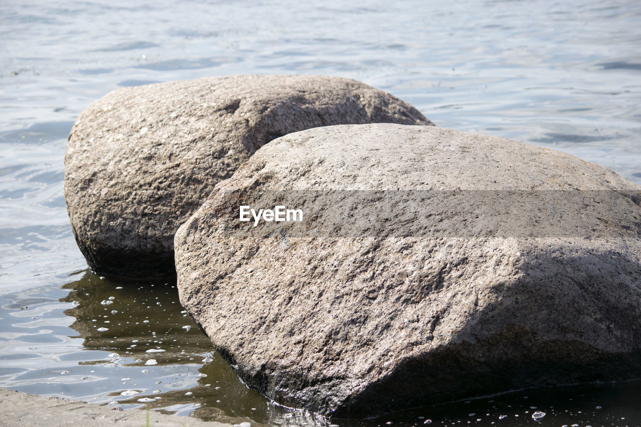 water, rock - object, nature, no people, day, tranquility, waterfront, outdoors, beauty in nature, sea, close-up