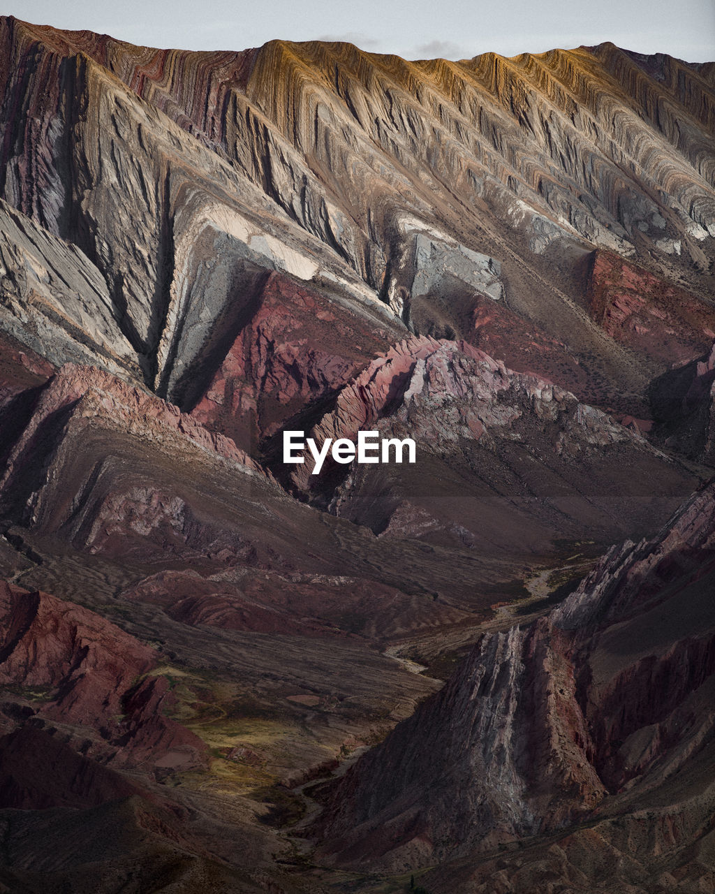 mountain, landscape, scenics - nature, non-urban scene, rock, environment, beauty in nature, no people, tranquil scene, rock formation, nature, geology, tranquility, day, rock - object, physical geography, solid, travel destinations, extreme terrain, mountain range, outdoors, formation, arid climate, eroded, climate
