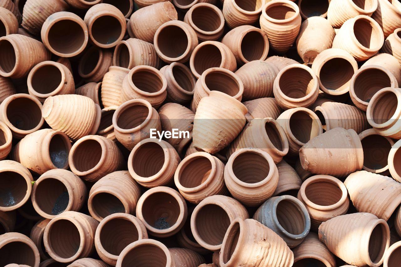 Full Frame Shot Of Vase