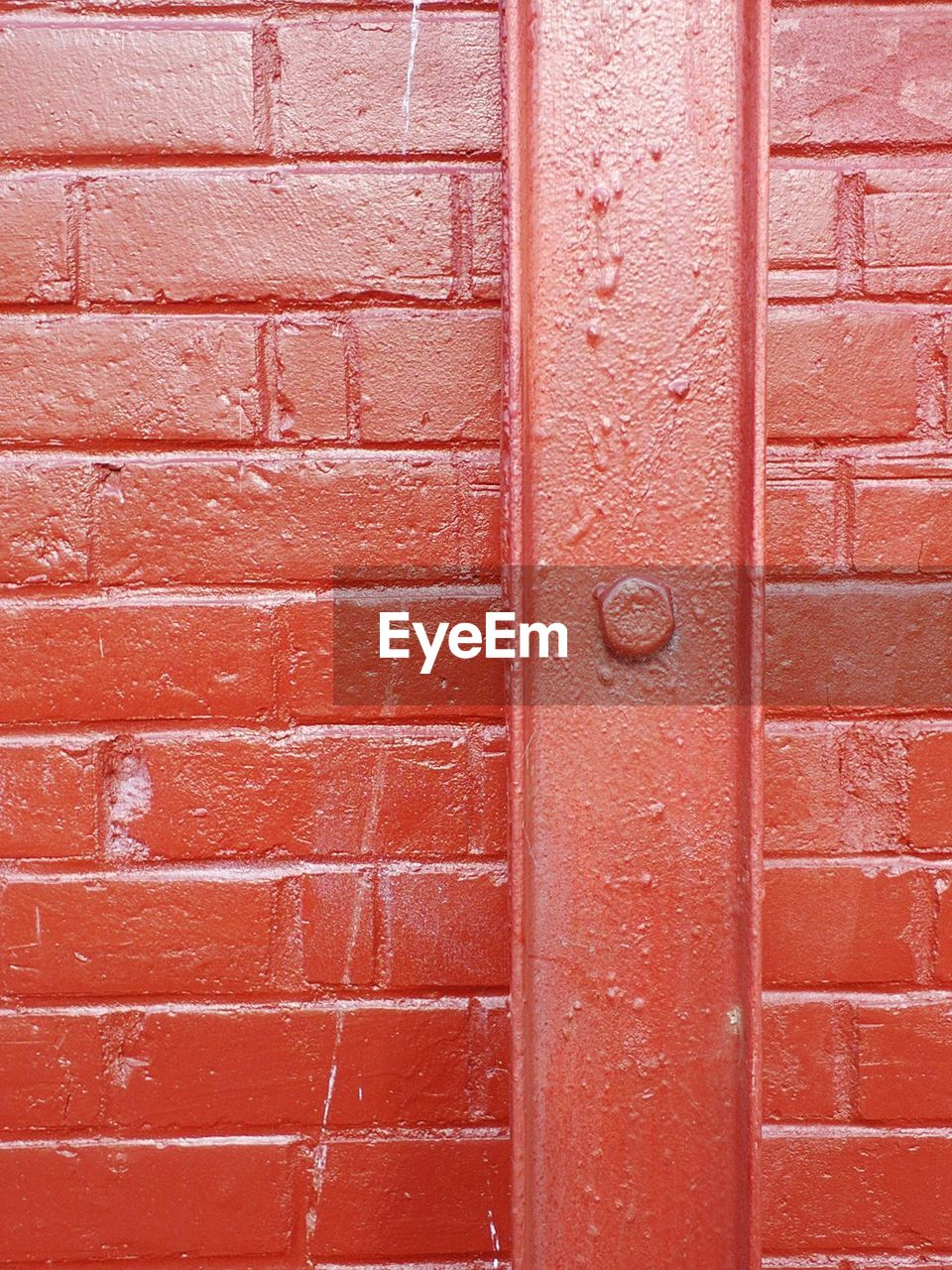brick wall, brick, wall, full frame, red, pattern, backgrounds, wall - building feature, no people, built structure, architecture, textured, day, close-up, building exterior, outdoors, entrance, door, wood - material, brown