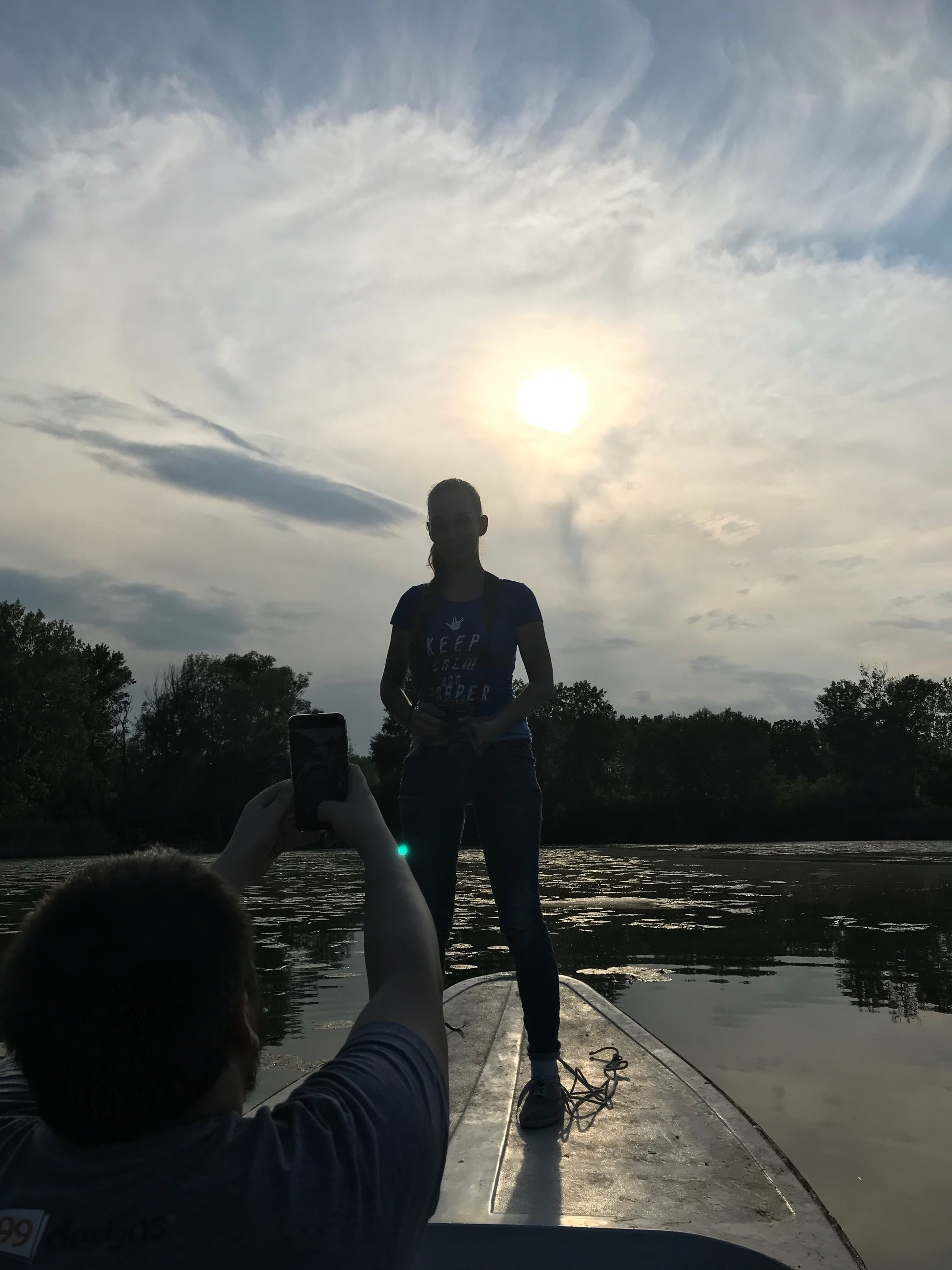 sky, water, men, real people, cloud - sky, rear view, sunset, lake, nature, lifestyles, two people, leisure activity, togetherness, tree, people, activity, child, adult, males, outdoors, positive emotion, son