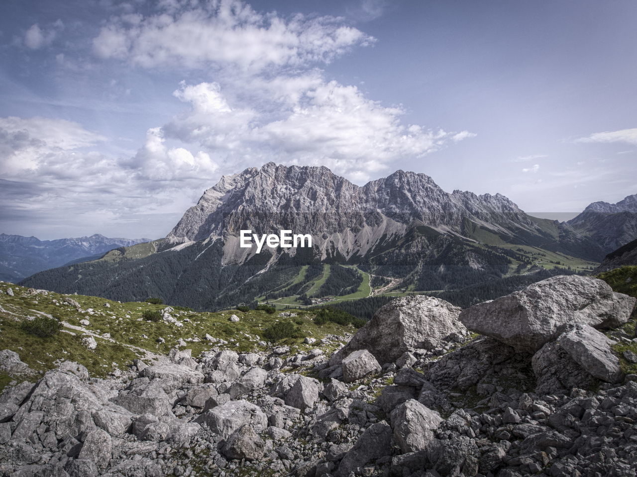mountain, sky, landscape, nature, beauty in nature, outdoors, scenics, day, no people, scenery