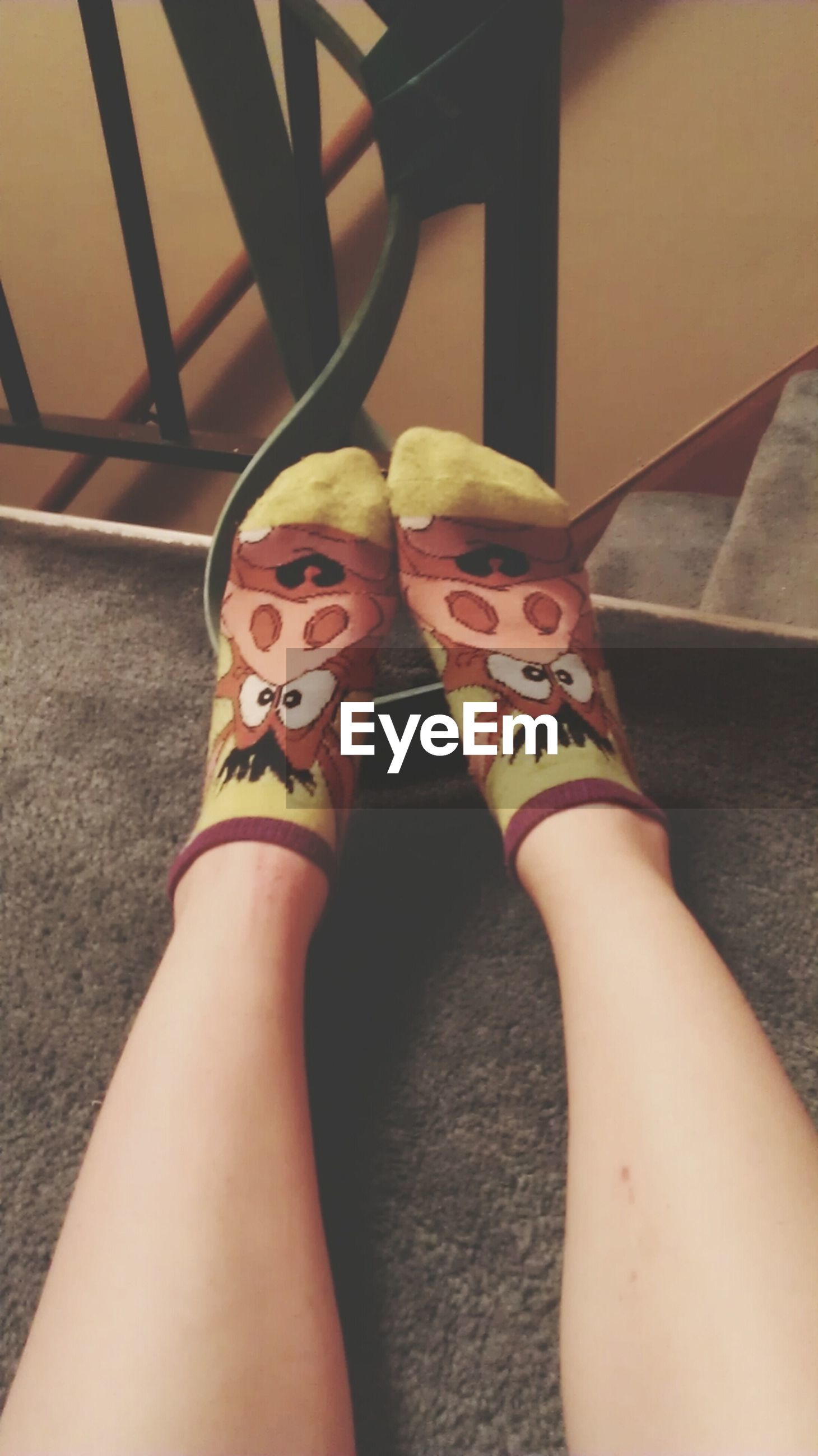 low section, person, personal perspective, shoe, human foot, indoors, lifestyles, fashion, part of, footwear, standing, high angle view, close-up, leisure activity, flooring, day