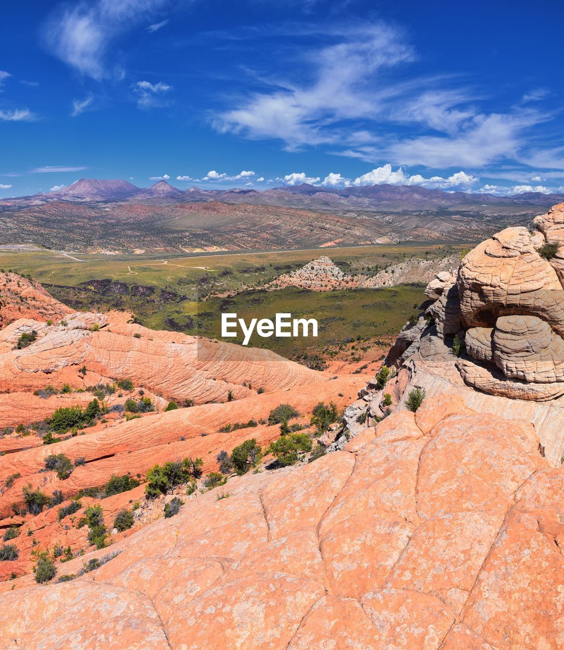 sky, rock, environment, scenics - nature, tranquil scene, landscape, non-urban scene, rock - object, tranquility, beauty in nature, cloud - sky, nature, mountain, rock formation, remote, solid, travel, no people, idyllic, land, outdoors, arid climate, climate, eroded