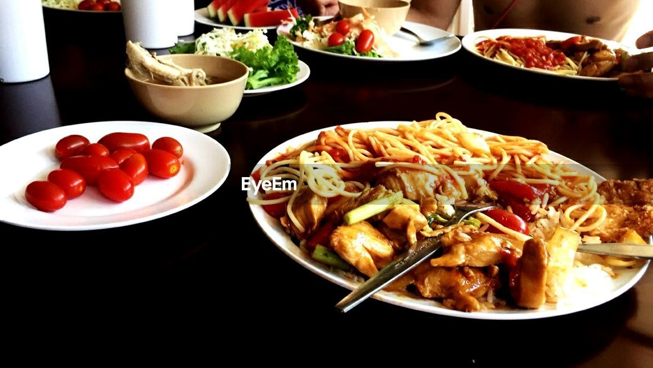 food and drink, food, freshness, plate, ready-to-eat, bowl, healthy eating, vegetable, serving size, indoors, tomato, table, no people, close-up, meal, day