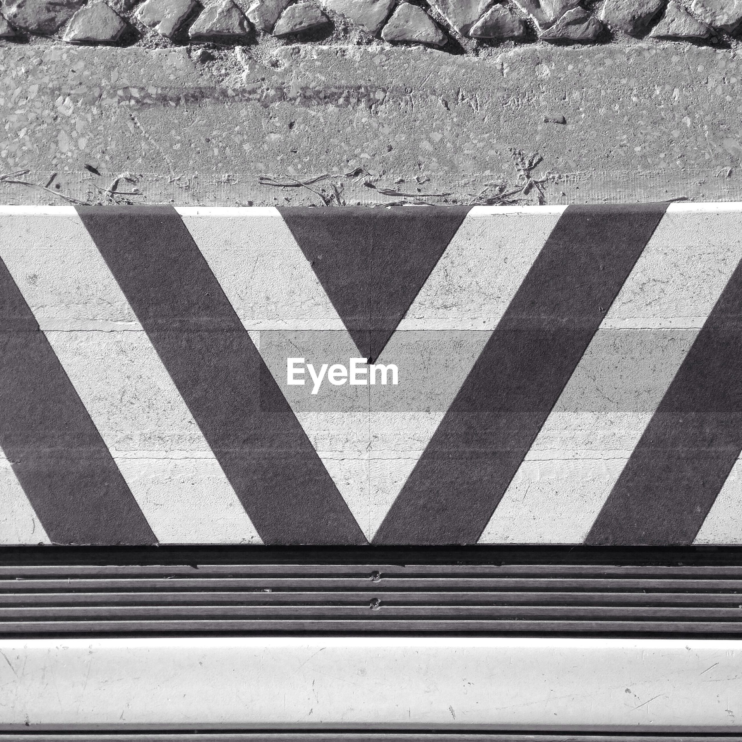 Divider by street
