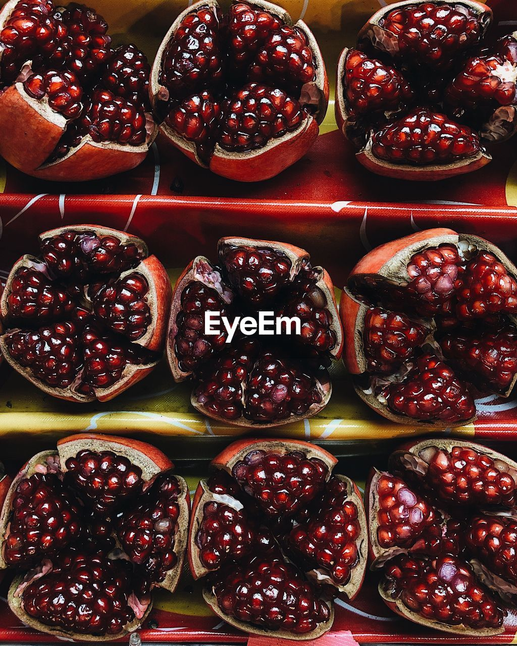 food and drink, food, red, freshness, fruit, healthy eating, for sale, large group of objects, full frame, still life, wellbeing, retail, no people, indoors, backgrounds, arrangement, market, high angle view, side by side, berry fruit, retail display, ripe, temptation