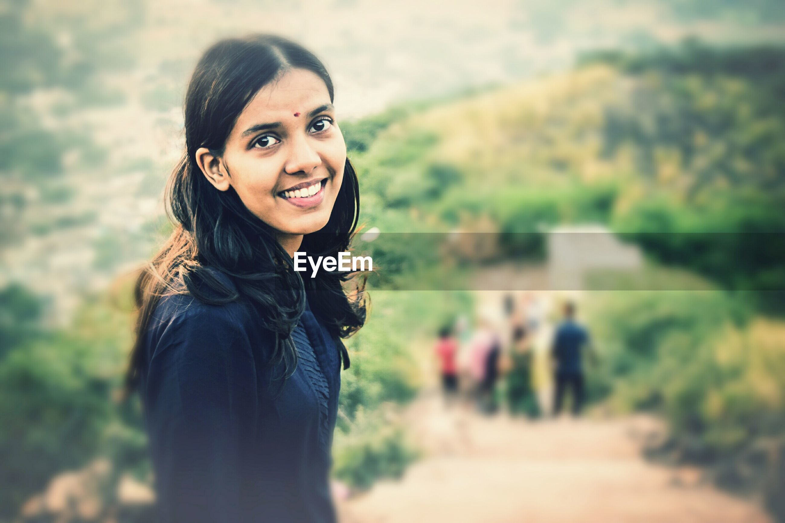 portrait, smiling, toothy smile, beauty, beautiful people, young adult, women, looking at camera, happiness, one person, beautiful woman, lifestyles, cheerful, summer, adult, nature, outdoors, young women, beauty in nature, human body part, close-up, freshness, people, day, adults only