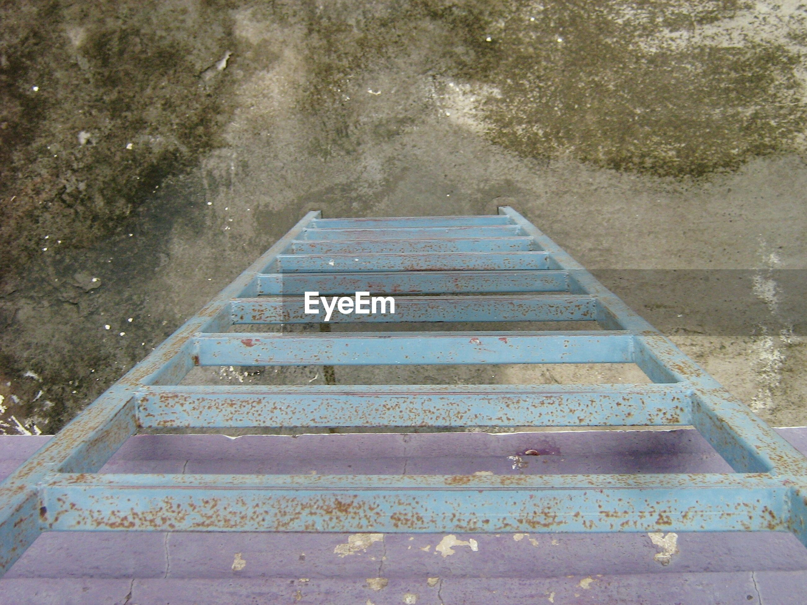 steps, the way forward, steps and staircases, staircase, narrow, footpath, long, messy, day, outdoors, stairs, multi colored, diminishing perspective, stairway, dirty, steps and staircase, no people