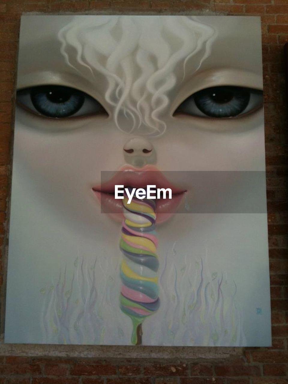 human representation, human body part, one person, childhood, indoors, human face, close-up, looking at camera, human eye, human hand, people