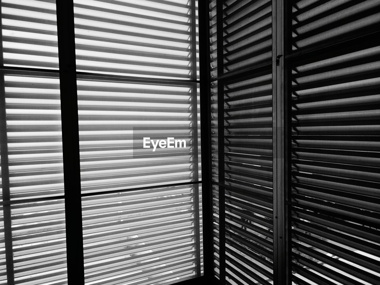pattern, full frame, no people, backgrounds, safety, security, blinds, window, indoors, protection, close-up, day, sunlight, metal, repetition, in a row, textured, closed, privacy, iron