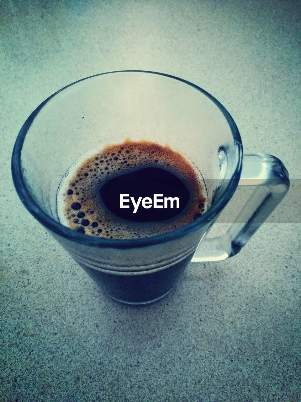 coffee cup, coffee - drink, drink, food and drink, refreshment, cup, freshness, indoors, beverage, no people, close-up, table, high angle view, frothy drink, day