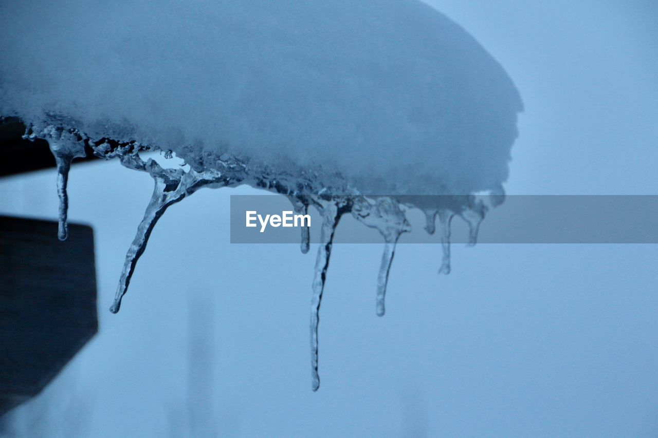 winter, cold temperature, snow, weather, ice, frozen, nature, icicle, beauty in nature, no people, water, close-up, outdoors, day