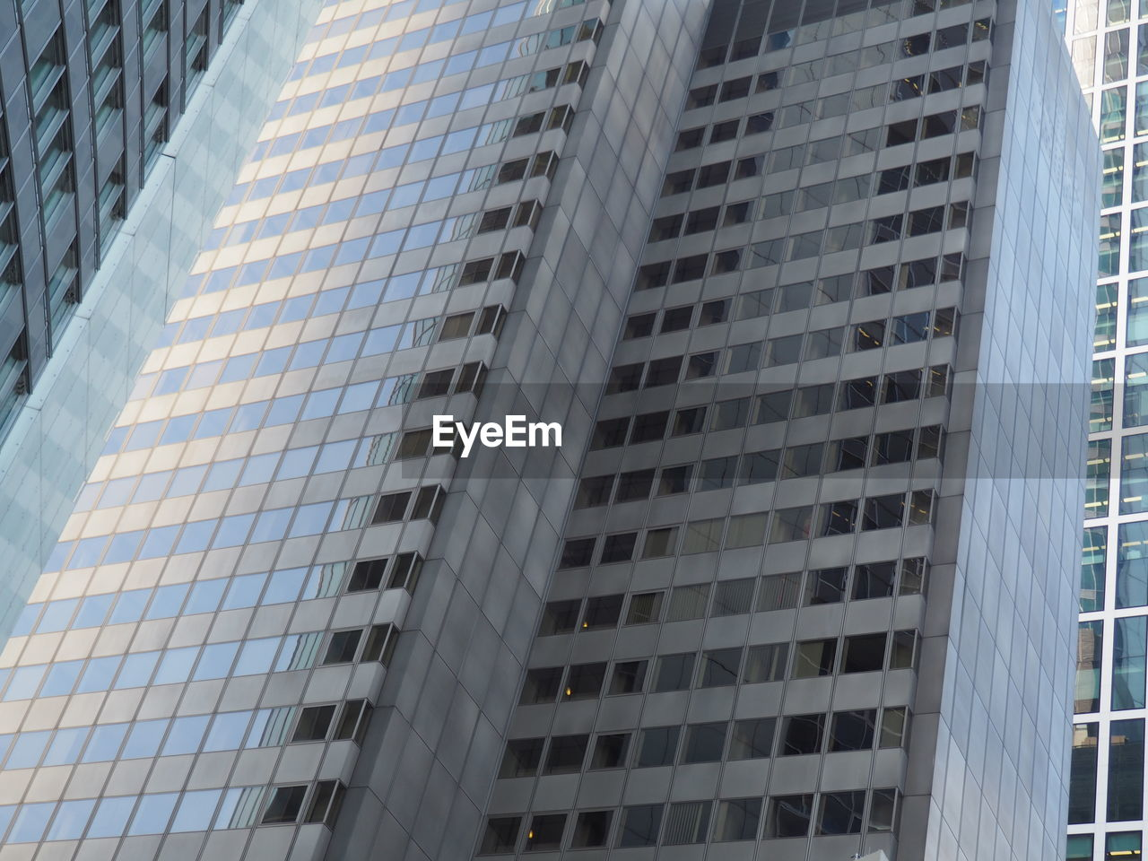 architecture, modern, low angle view, building exterior, built structure, window, no people, skyscraper, outdoors, day, city