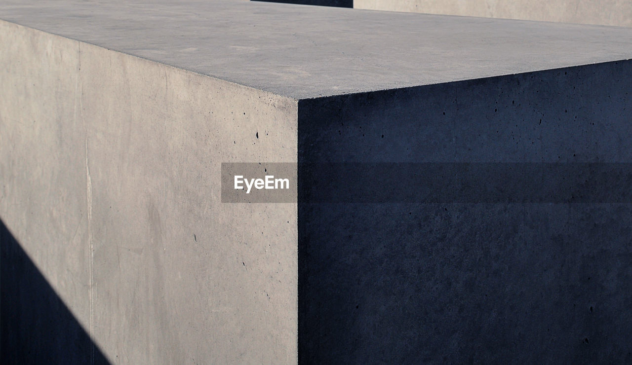 Abstract Image Of Concrete Wall