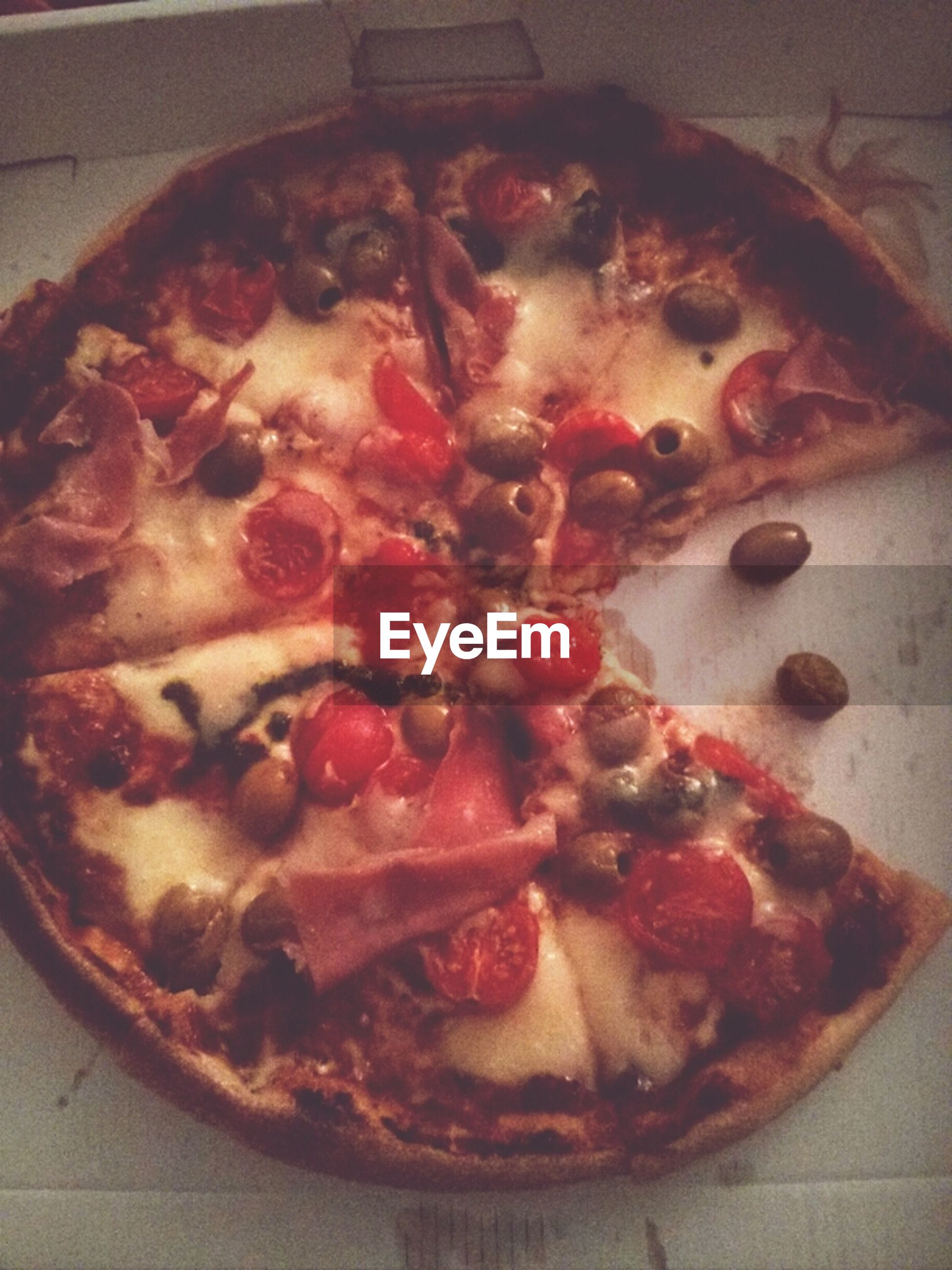 food and drink, food, indoors, freshness, ready-to-eat, pizza, unhealthy eating, still life, indulgence, close-up, plate, sweet food, dessert, table, temptation, high angle view, serving size, slice, baked
