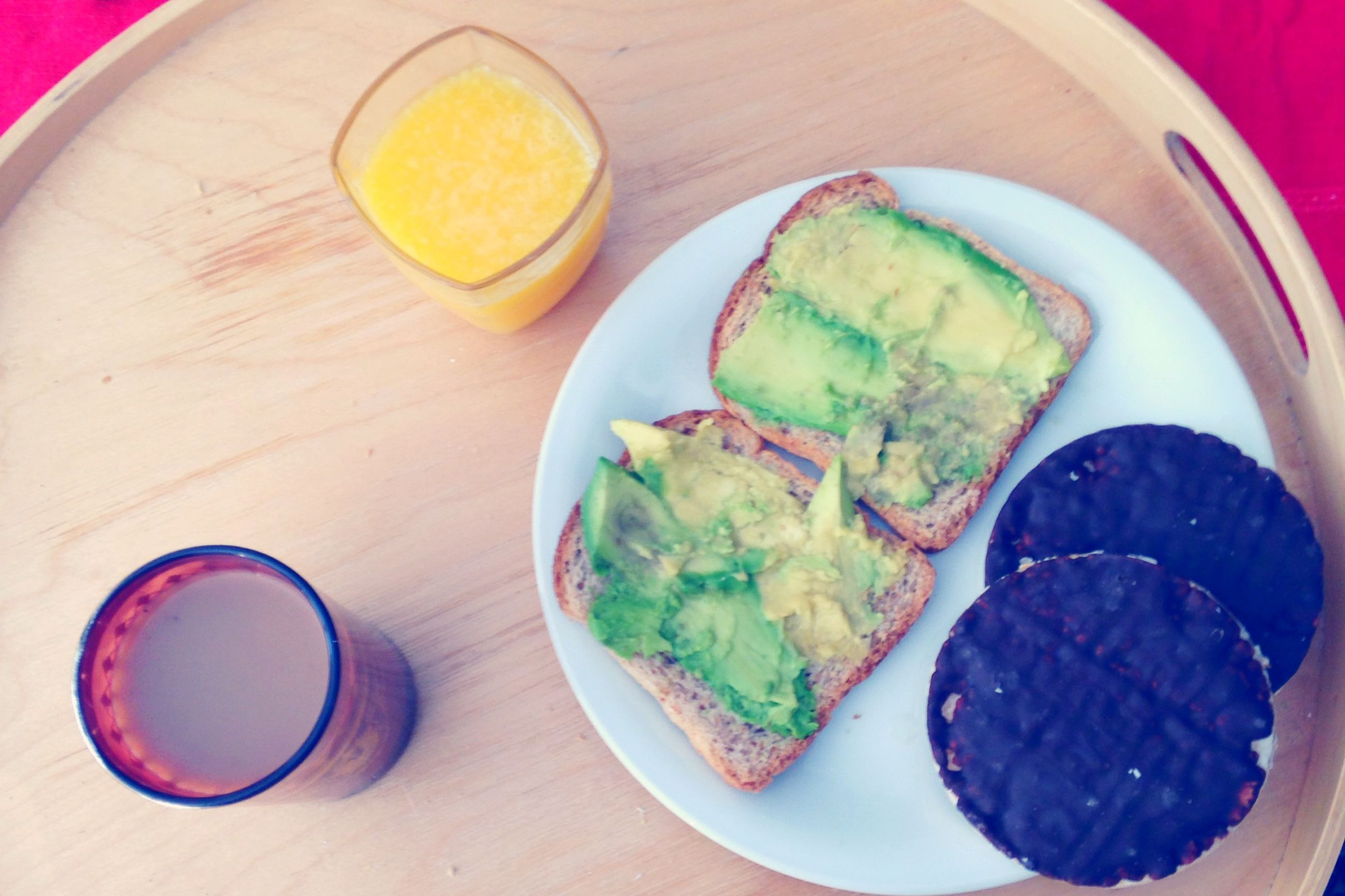 food and drink, food, freshness, indoors, table, ready-to-eat, plate, still life, healthy eating, high angle view, bowl, serving size, directly above, slice, indulgence, breakfast, drink, meal, refreshment, close-up