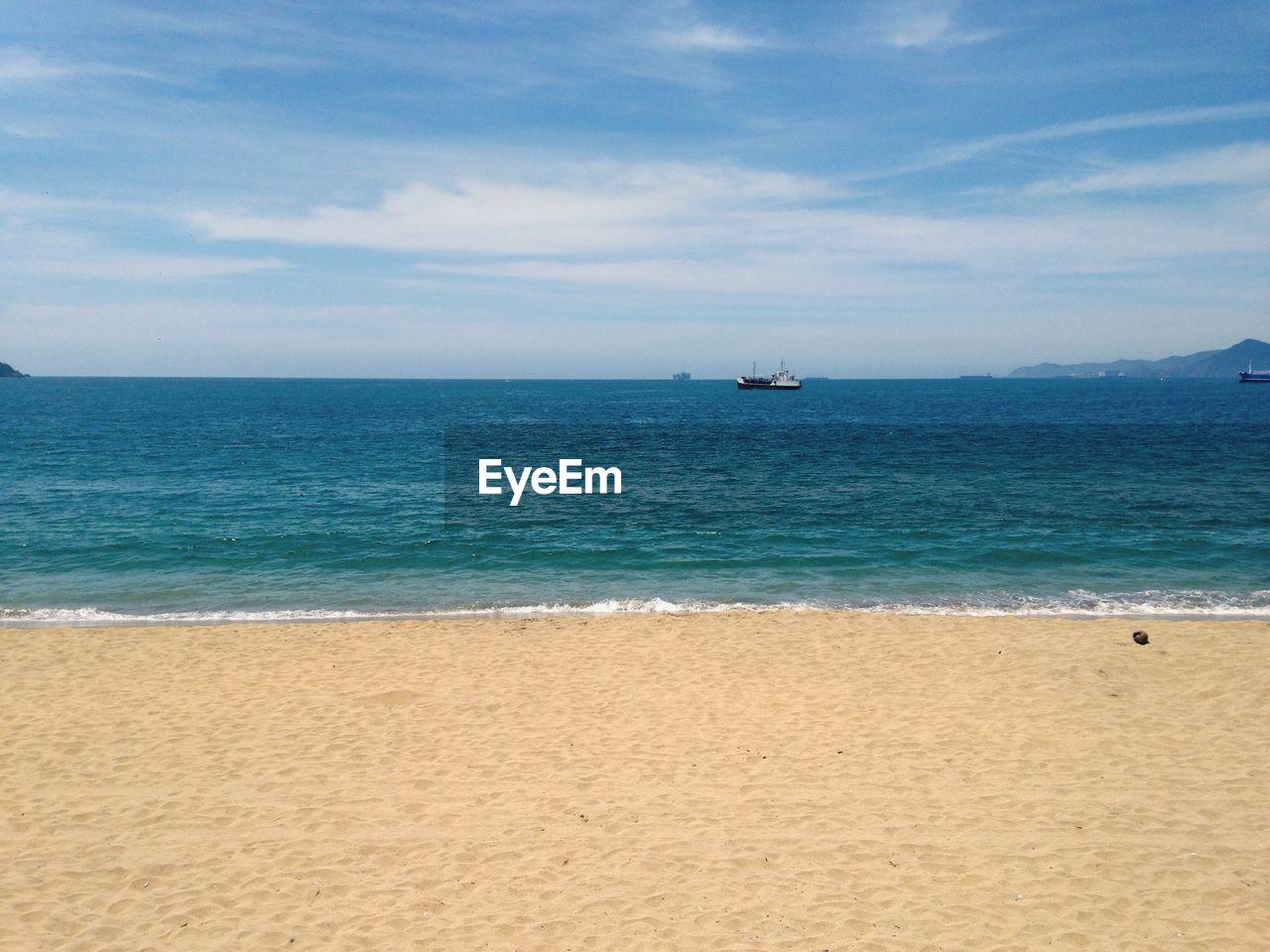 Beach By Sea