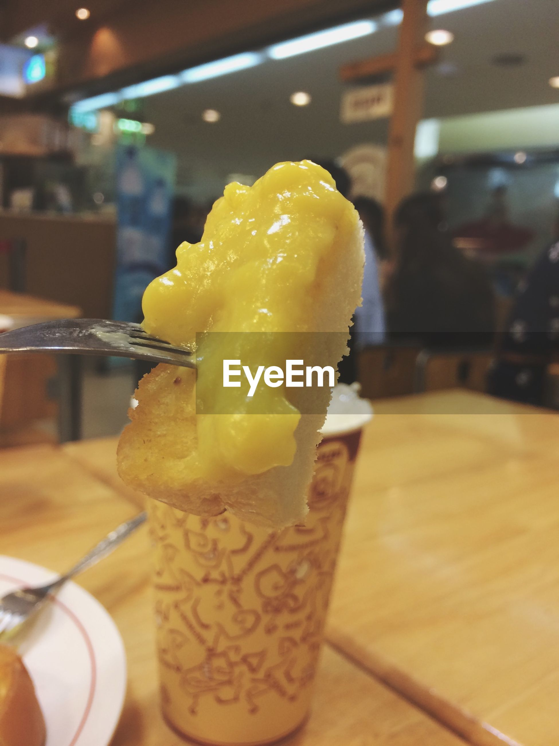food and drink, food, freshness, sweet food, indoors, ice cream, dessert, indulgence, unhealthy eating, ready-to-eat, frozen food, focus on foreground, close-up, still life, temptation, table, fruit, slice, cake
