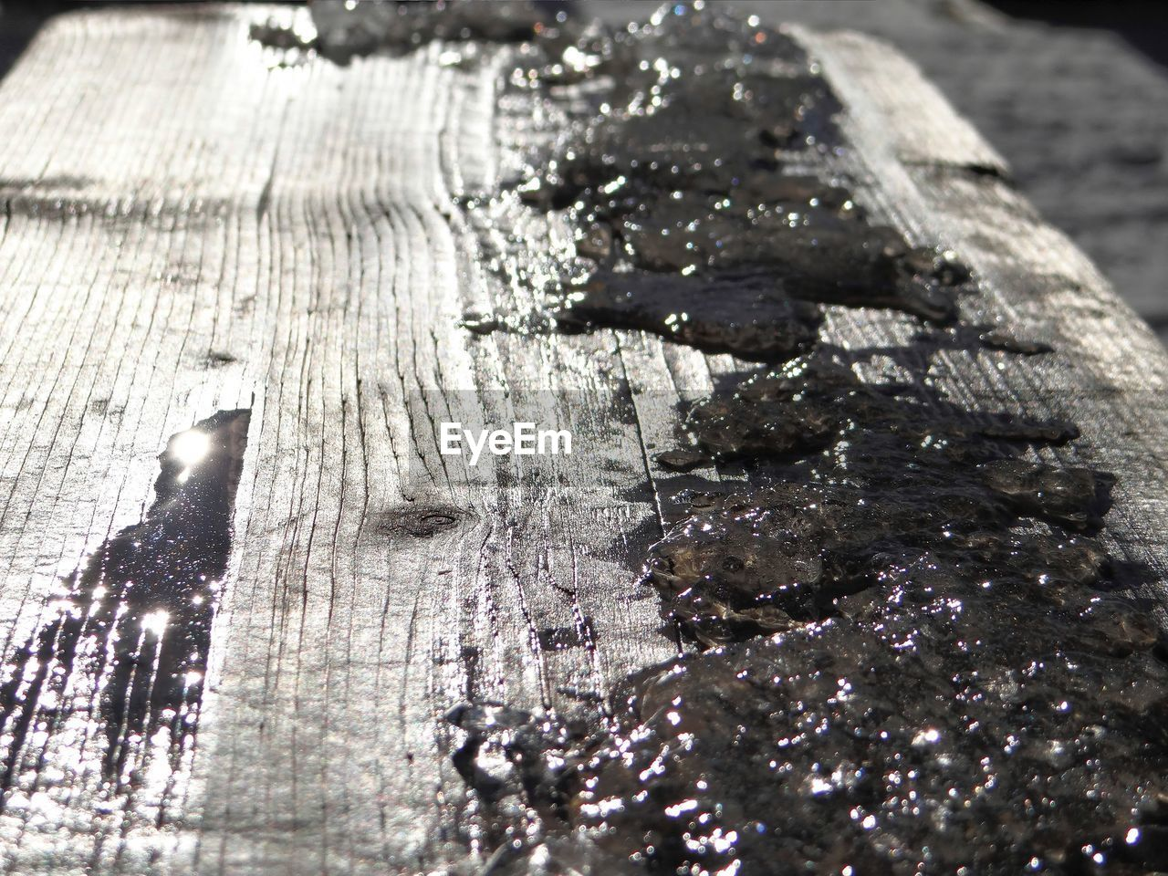wood - material, close-up, table, day, no people, indoors
